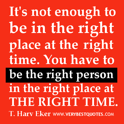 right time relationship quotes