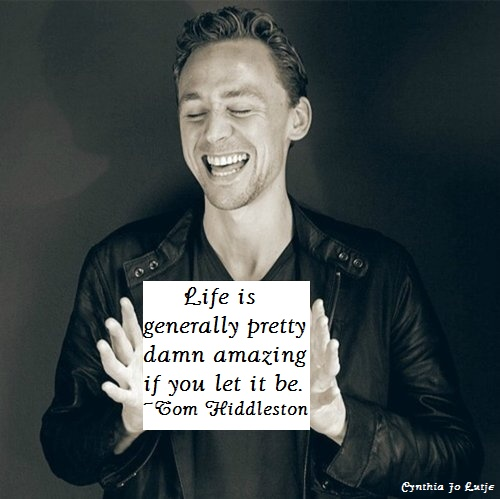 tom hiddleston inspirational quotes quotesgram