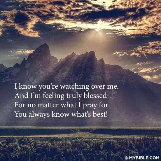 On Knowing God Inspirational Quotes: Watch Over Me Quotes. QuotesGram