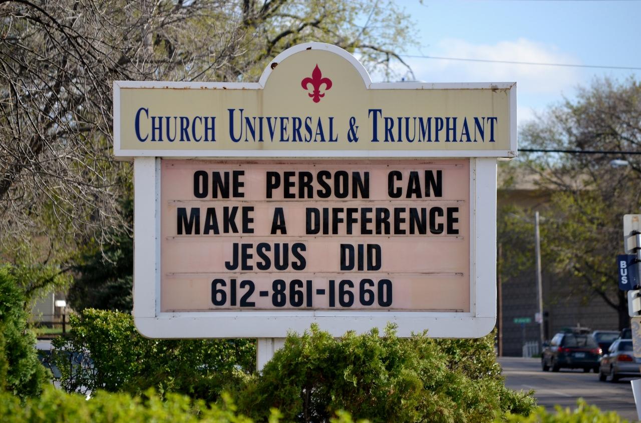 church billboard quotes quotesgram