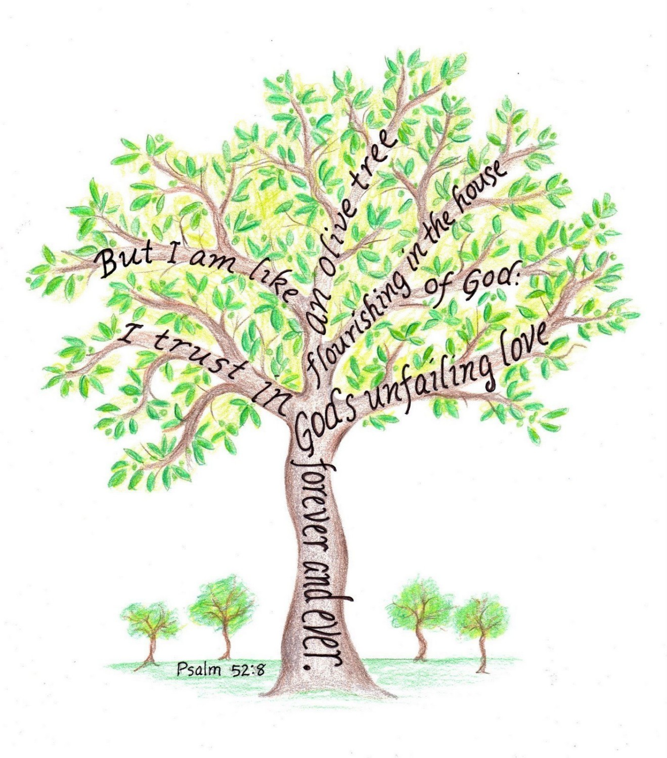 Family Tree Bible Quotes Inspirational. QuotesGram
