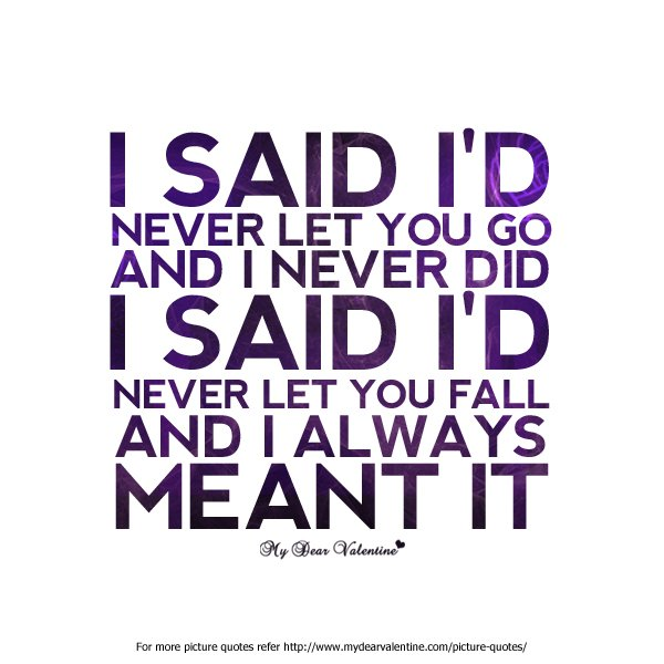 Never Let Go Love Quotes: I Love My Pastor Quotes. QuotesGram