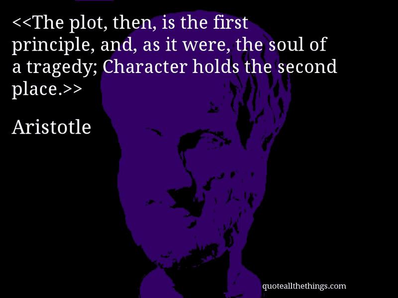 Wisdom Quotes Aristotle Quotesgram: Aristotle Quotes On Tragedy. QuotesGram