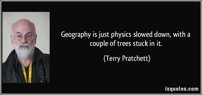 Geography Quotes. QuotesGram