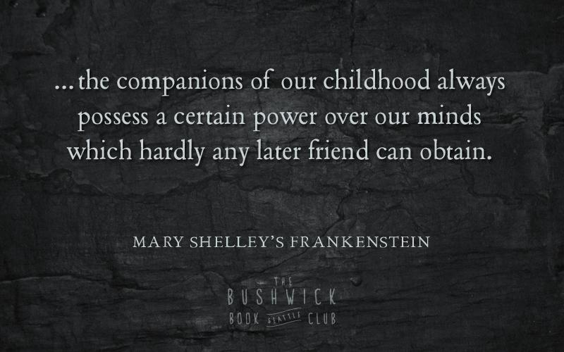 friendship in mary shelleys frankenstein essay