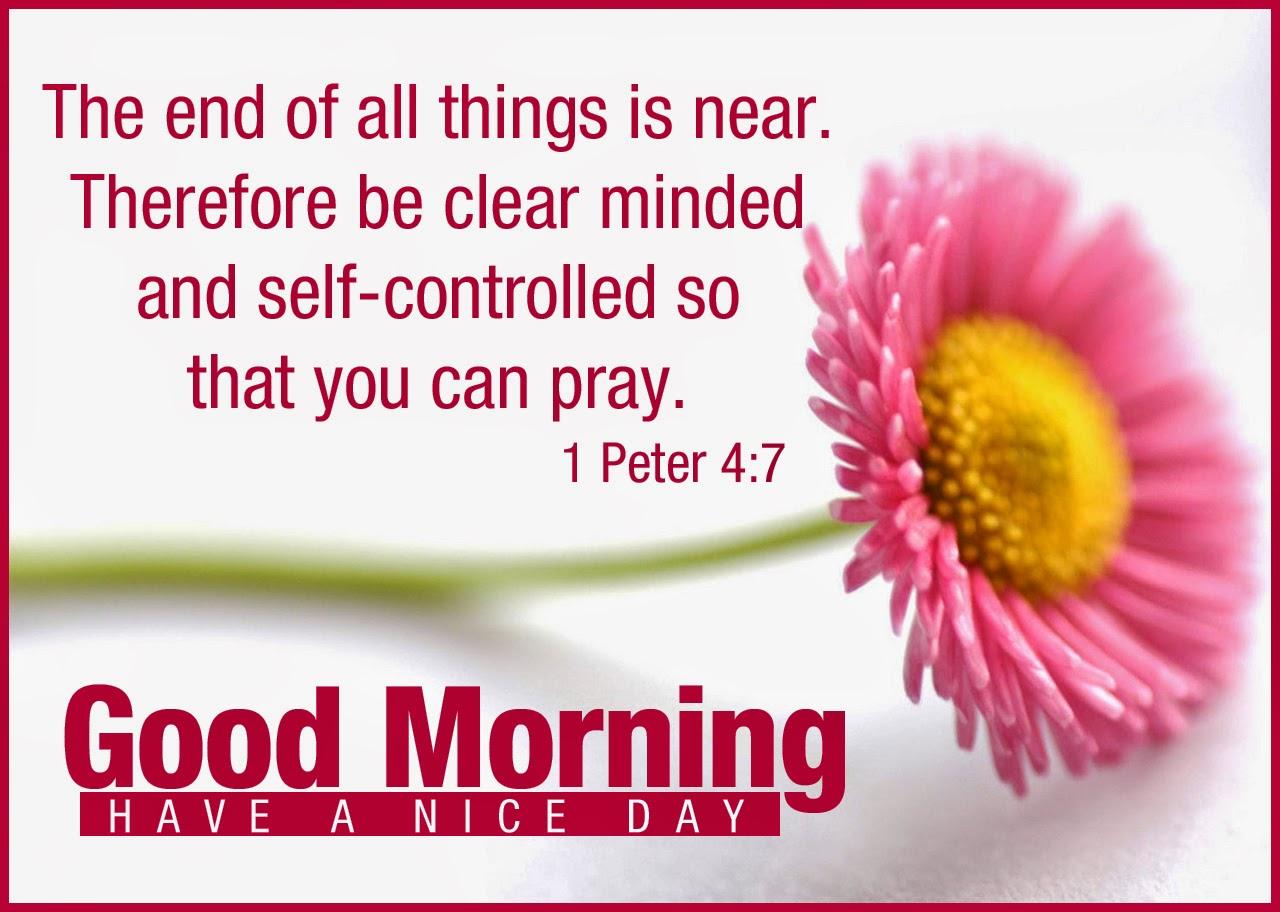 Good Morning Inspirational Bible Quotes : Good morning biblical quotes quotesgram