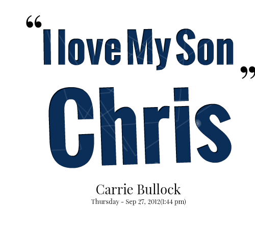 Funny I Love You Son Quotes : Me And My Son Quotes. QuotesGram