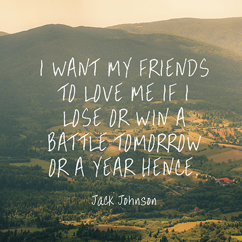 Short jack johnson quotes