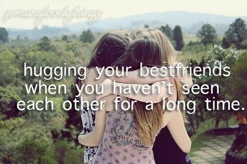 Hug Your Best Friend Quotes. QuotesGram
