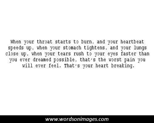 Breaking Someones Heart Quotes. QuotesGram