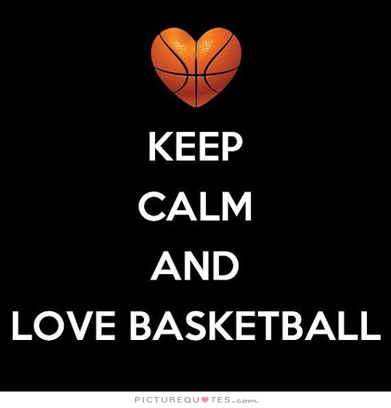 Quotes From Love And Basketball: Keep Calm Quotes Love. QuotesGram