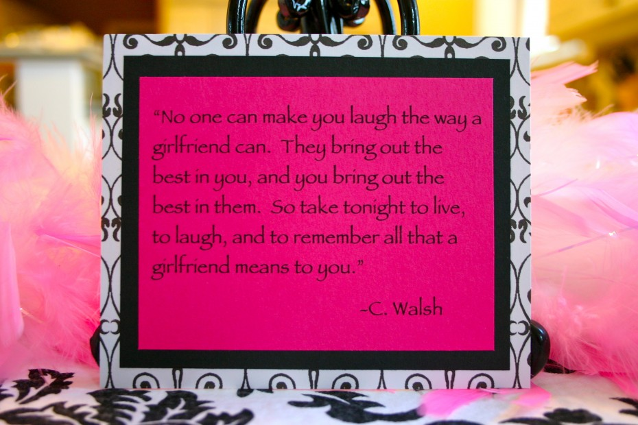 Fun Girls Night Out Quotes. QuotesGram