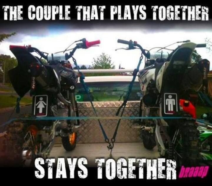 biker couple quotes - photo #21