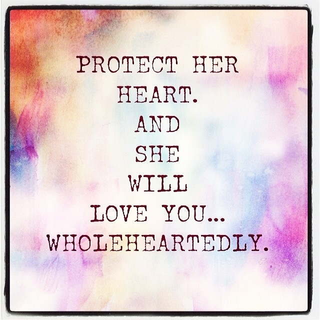 Funny Love Quotes For Her From The Heart Quotesgram: Protect Heart Quotes. QuotesGram
