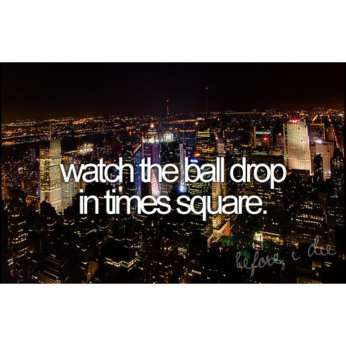 Travel New York Quotes: Quotes About Dropping The Ball. QuotesGram