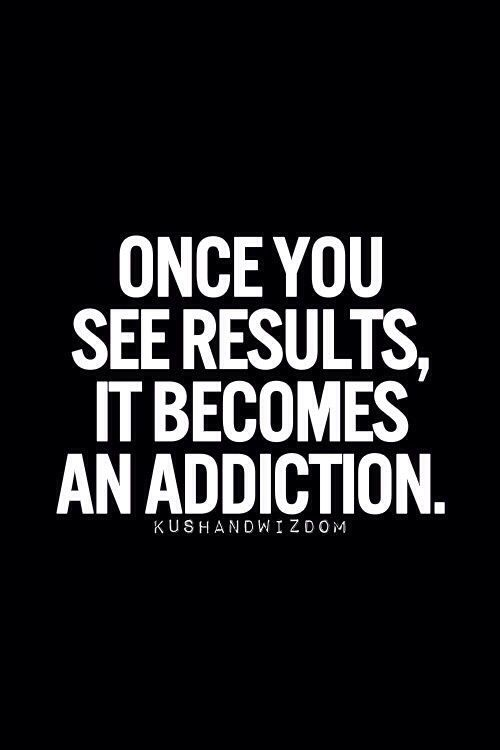Seeing Results Fitness Quotes Quotesgram