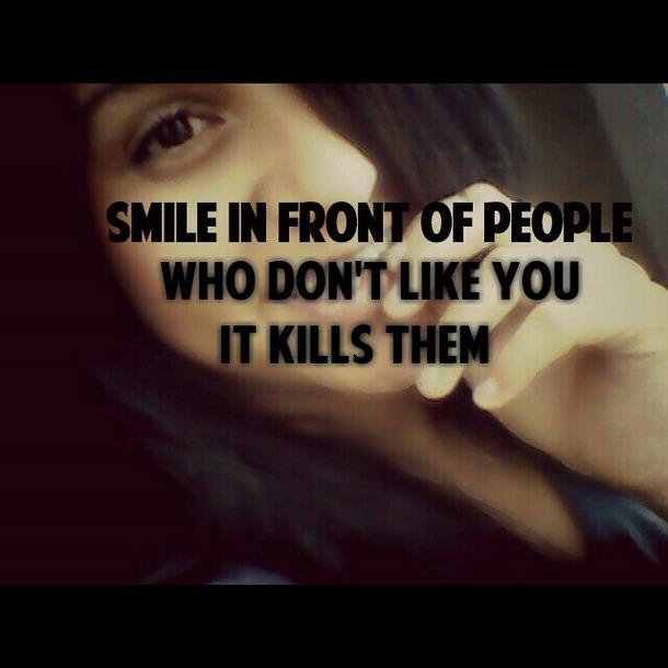 Love Quotes Smile. QuotesGram