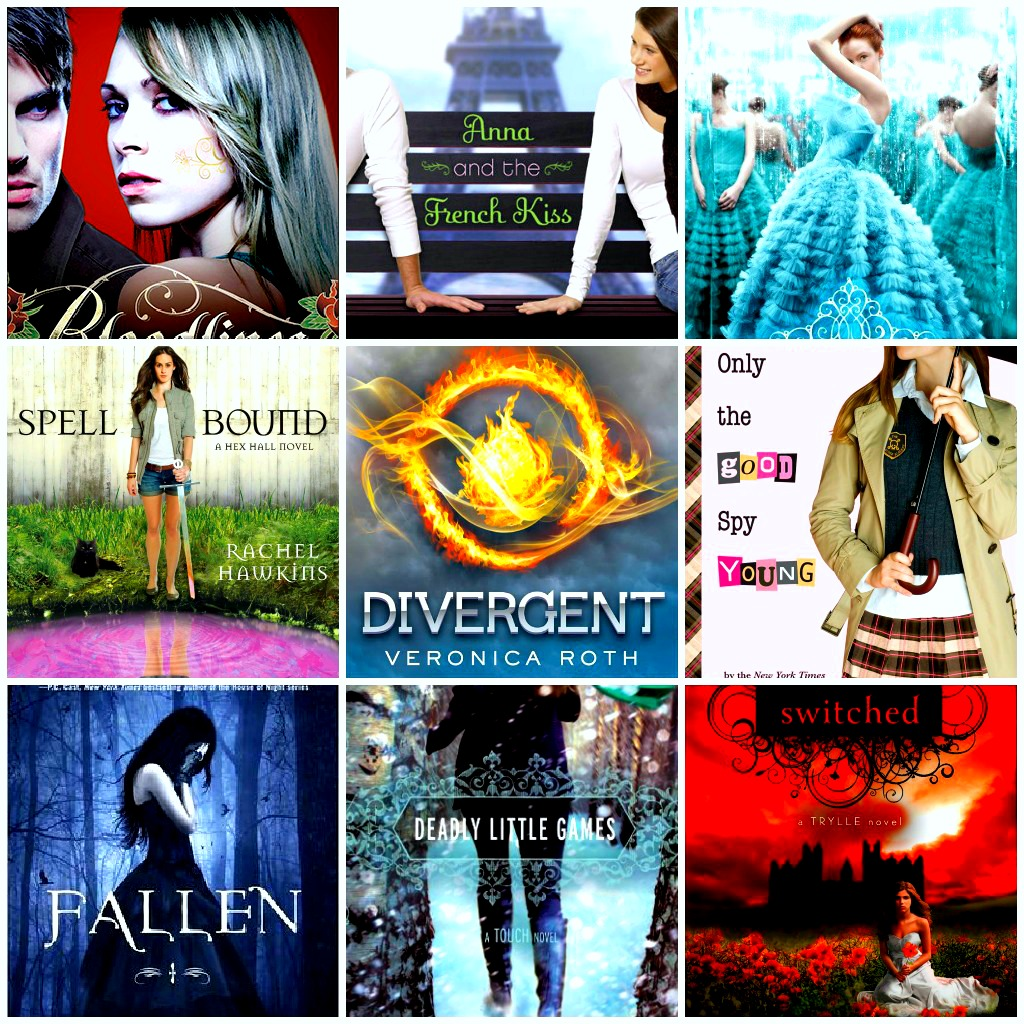 Book Cover Collage Quotes : Ya book quotes collage quotesgram