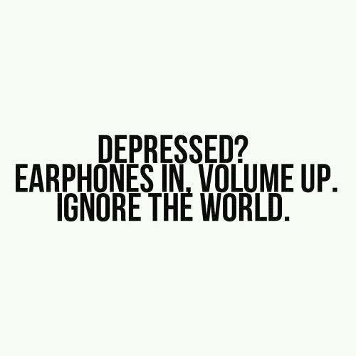 Inspirational Quotes For People Who Are Depressed: Motivational Quotes On Depression. QuotesGram