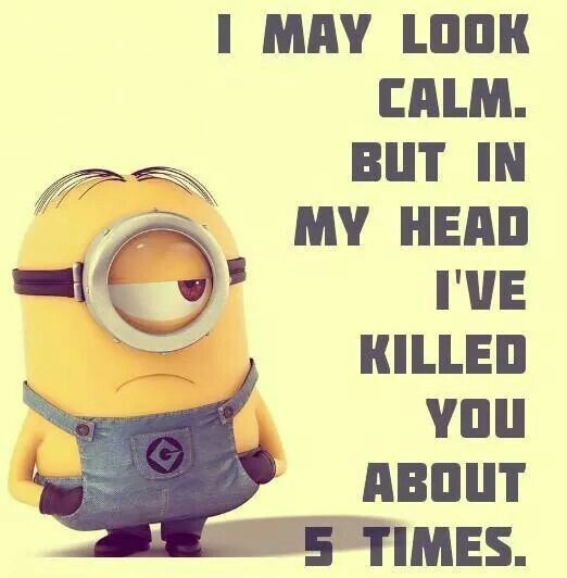 Funny Minions Quotes Work: Minion Work Quotes. QuotesGram