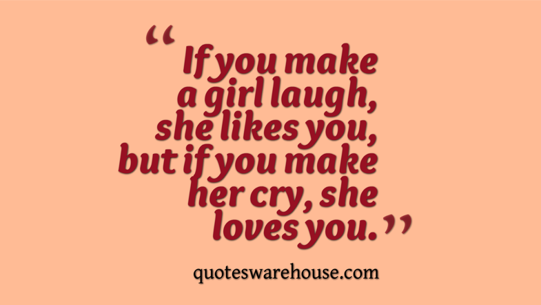 Love Quotes For Your Girlfriend That Will Make Her Cry: Love Quotes That Will Make Her Cry. QuotesGram