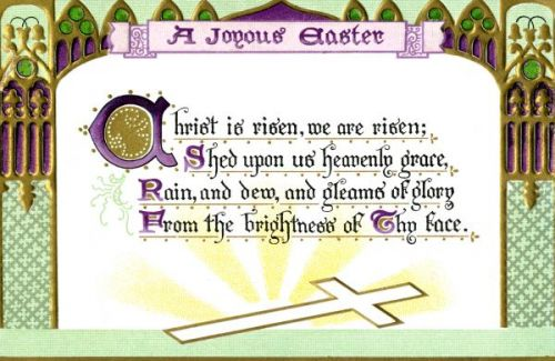 Collection Short Easter Poems For Church Pictures - The Miracle of ...