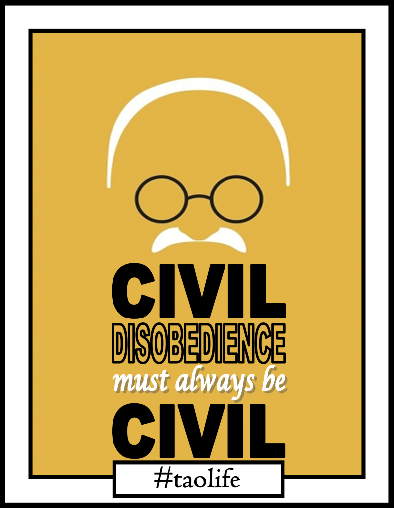 the examples of civil disobedience in history Biblical outline study of civil disobedience i biblical statements advocating civil obedience some historical examples of civil disobedience.