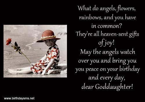 Godchild Birthday Quotes Quotesgram