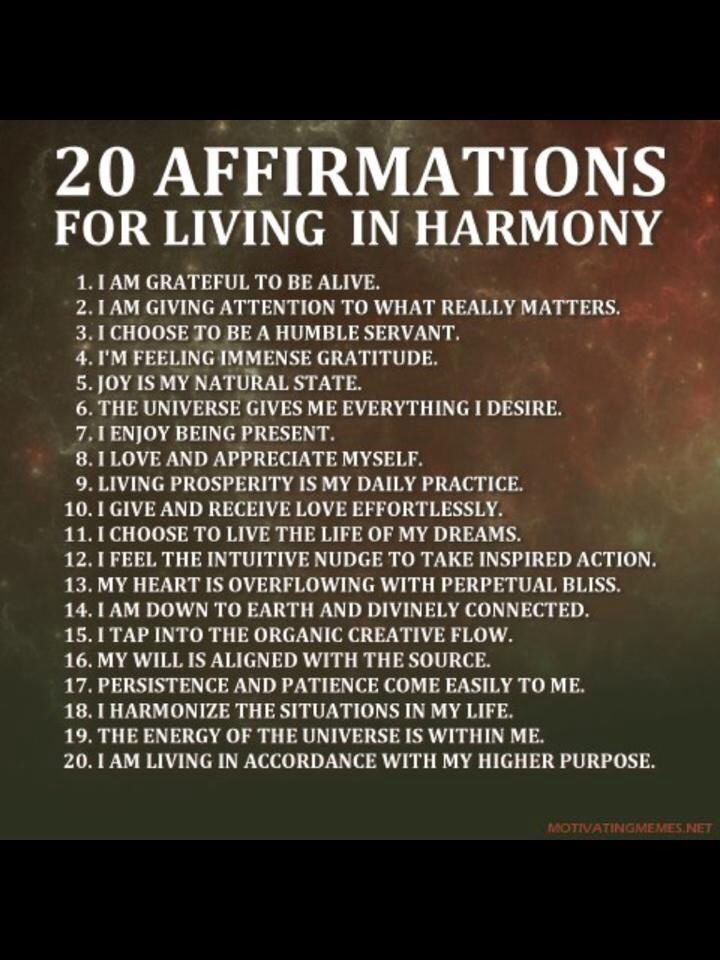 Quotes About Living In Harmony. QuotesGram