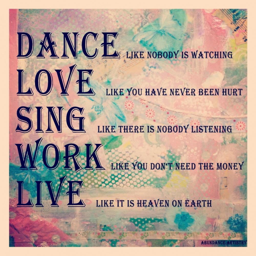 Dancing Poems Quotes. QuotesGram
