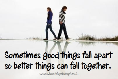 our relationship is falling apart quotes friendships