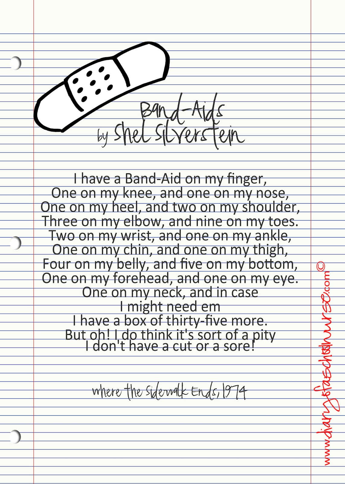 Band Aid Quotes For Teachers Quotesgram