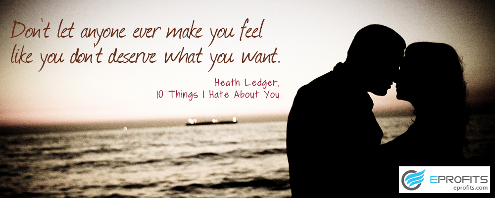 10 Things I Hate About You Quotes: Heath Ledger Inspirational Quotes. QuotesGram