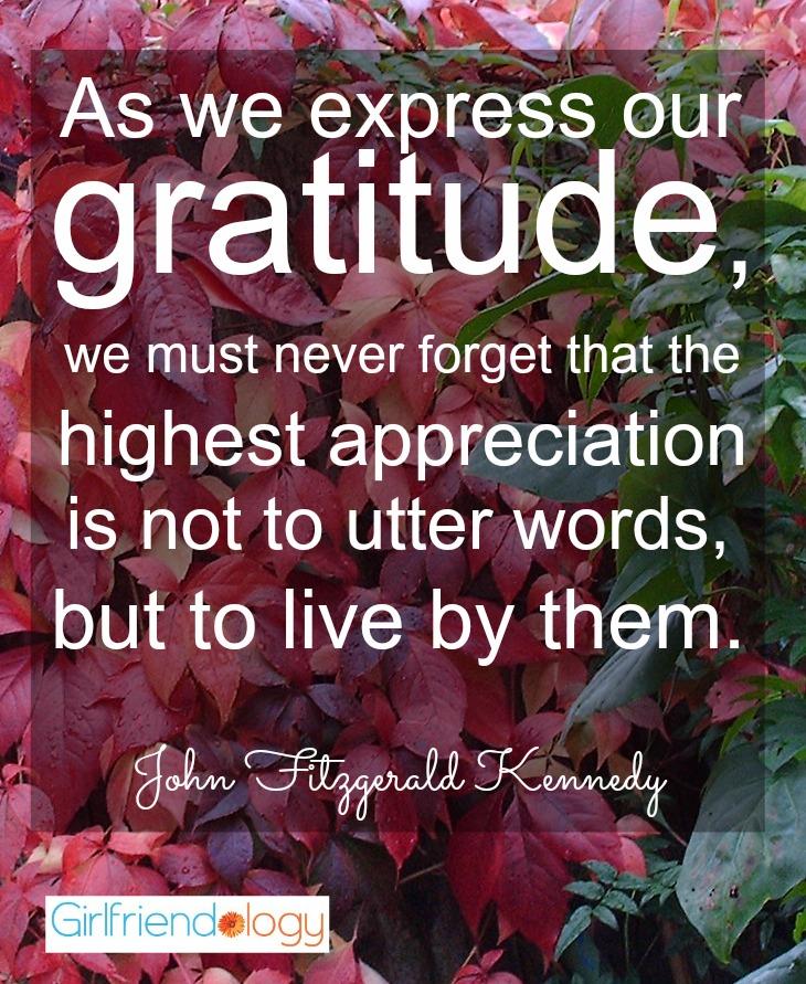 Expressing Quotes: Quotes Expressing Appreciation. QuotesGram