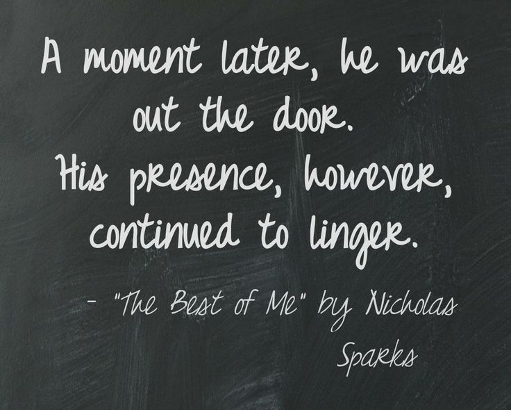 The Best Of Me Nicholas Sparks Quotes. QuotesGram