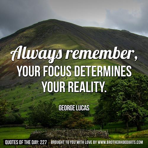 Focus On Goals Quotes Quotesgram