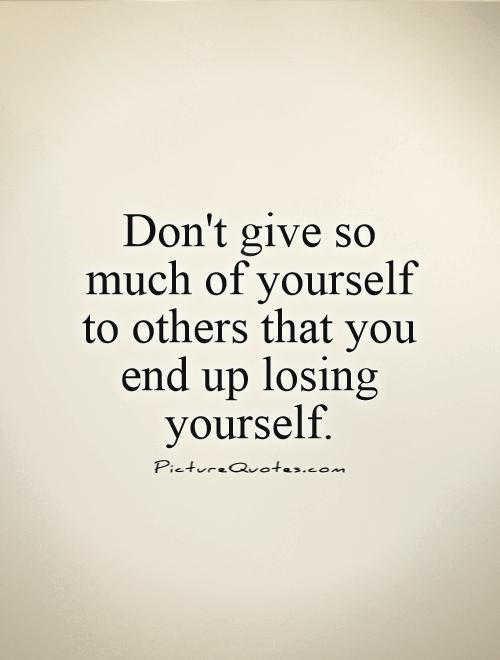 Dont Lose Yourself Quotes. QuotesGram
