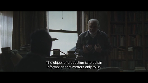 Finding forrester movie quote
