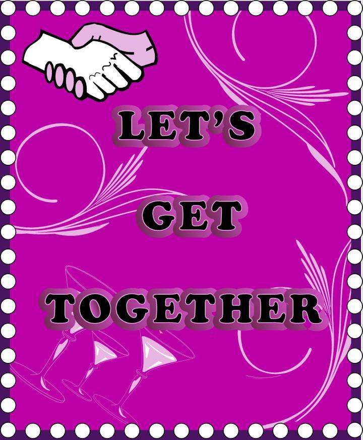 Get Back Together Letter Samples