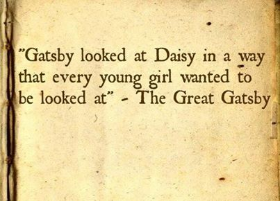 Adversity in the great gatsby