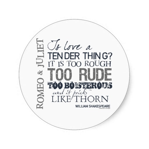Famous Quotes From Romeo And Juliet. QuotesGram