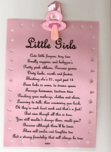 Baby Girl Congratulations Quotes Quotesgram