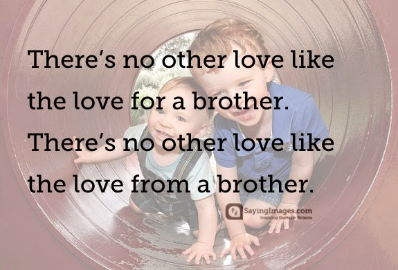 Cute Brother Quotes. QuotesGram
