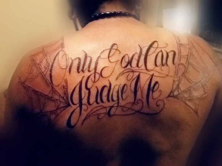 god quotes tattoos quotesgram