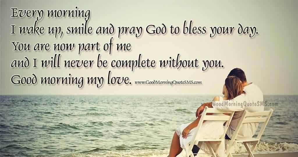 Good Morning Love Quotes. QuotesGram