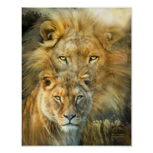 Lion And Lioness Strong Quotes. QuotesGram