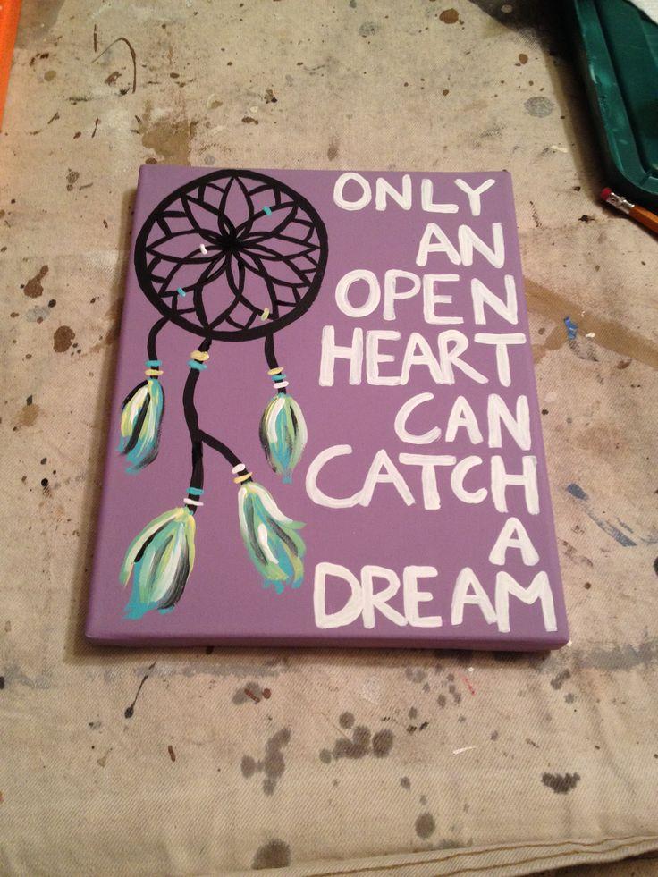Canvas Ideas With Quotes Quotesgram