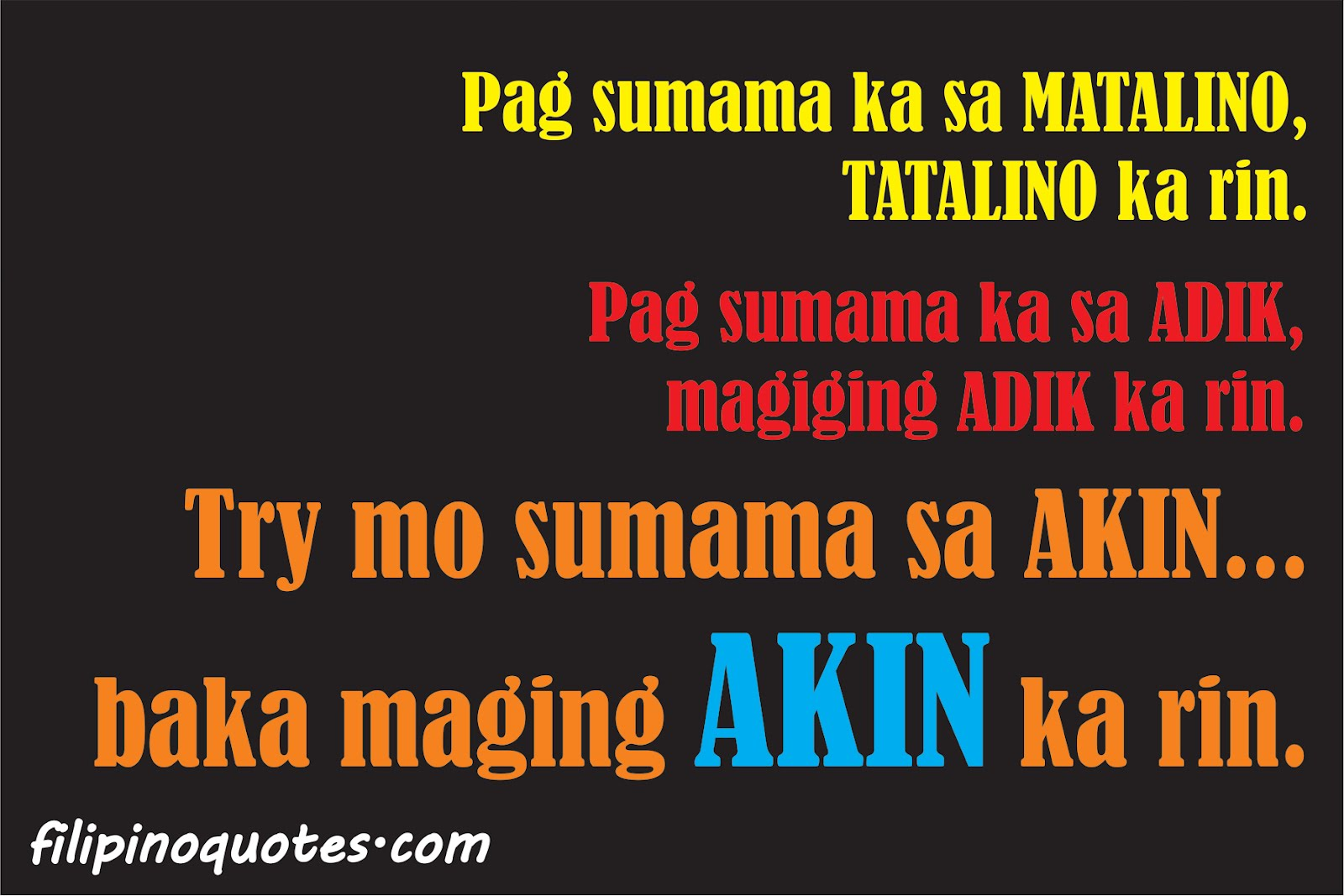 quotes about relationship problems tagalog movie