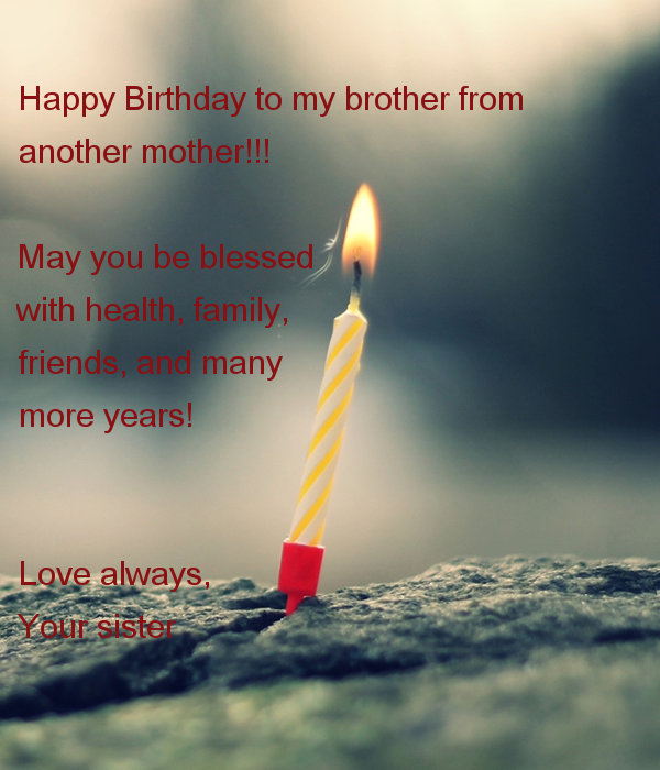 Birthday Quotes Another Year Older: Sister From Another Mother Quotes. QuotesGram