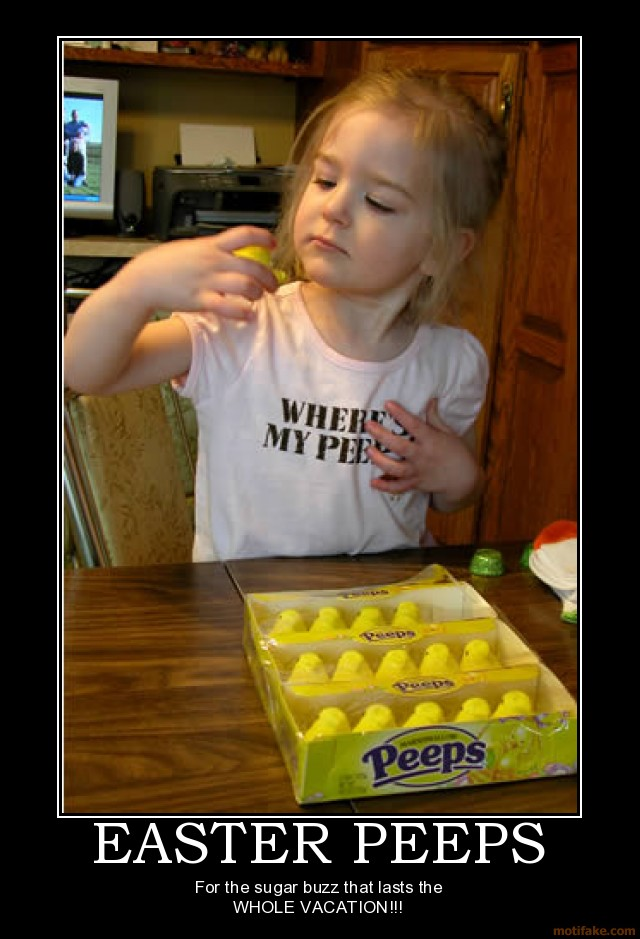 Easter Peep Quotes. QuotesGram
